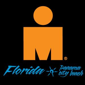 Logo for Ironman Florida Panama City Beach