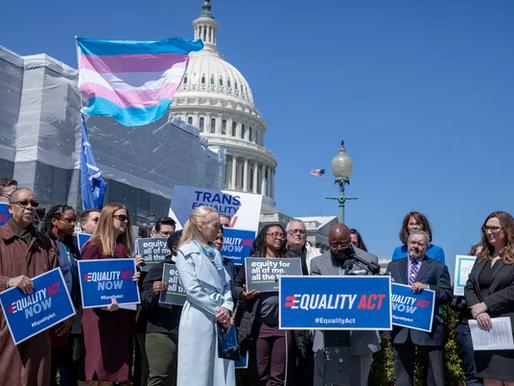 Un grand pas pour la communauté LGBTQIA+*
