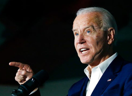 Biden's Unprecedented Decision