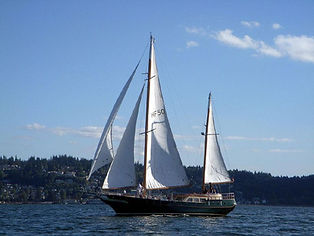 Marauder Sailboat, a Hudson Force 50
