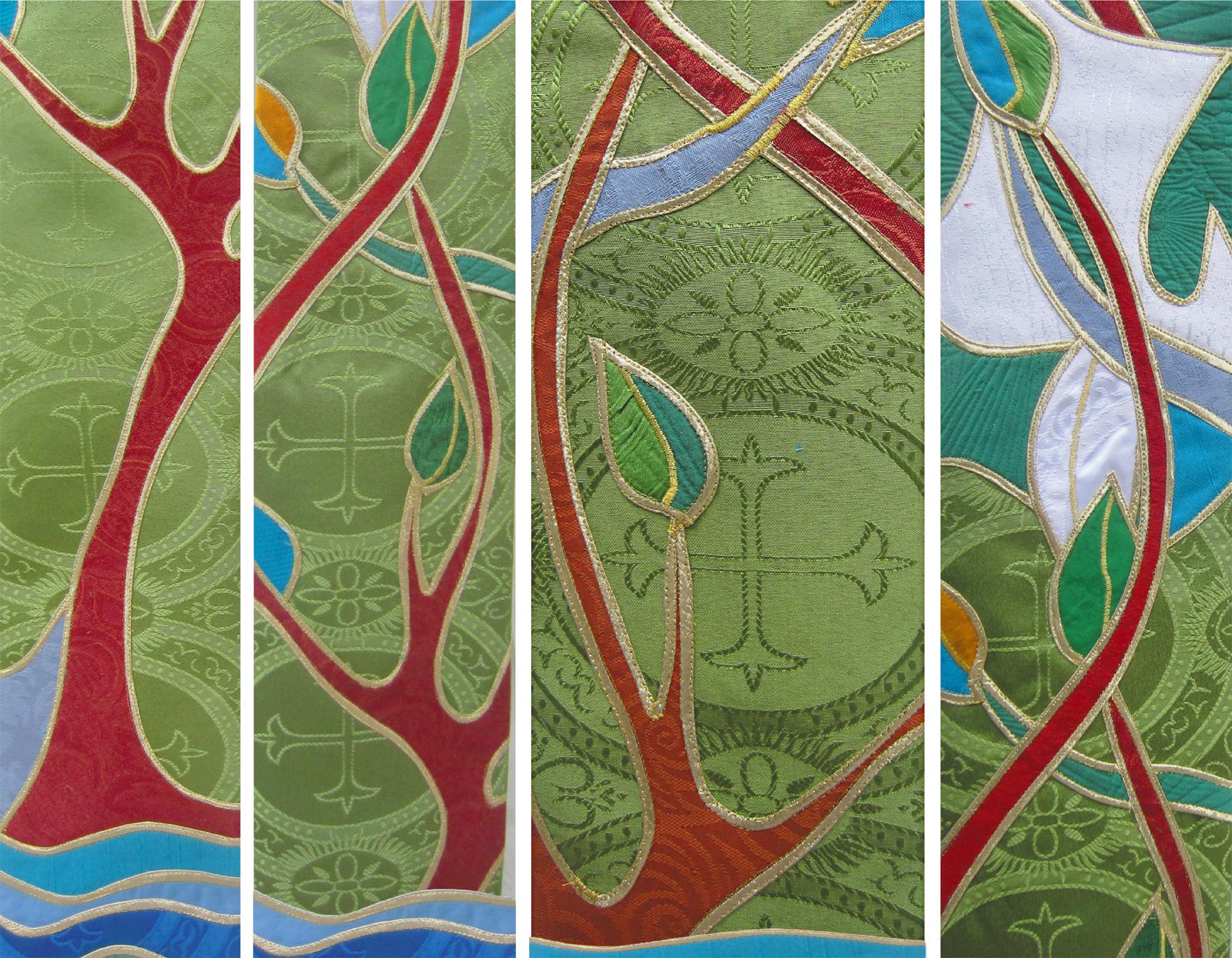Charisse triptych