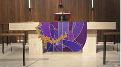 2nd valley pulpit purple