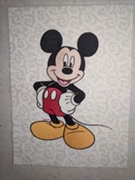 Mickey Mouse (machine embroidery)
