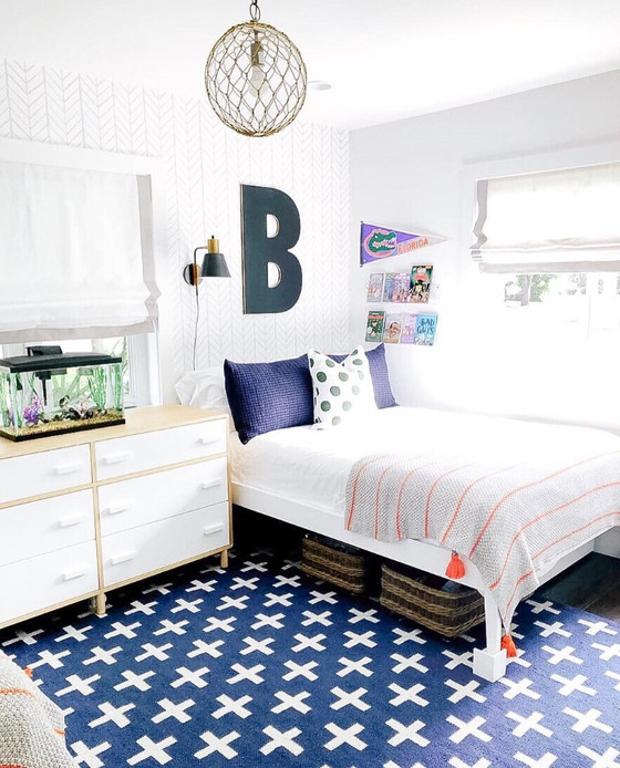 Behind the Design: A Shared Boys Room