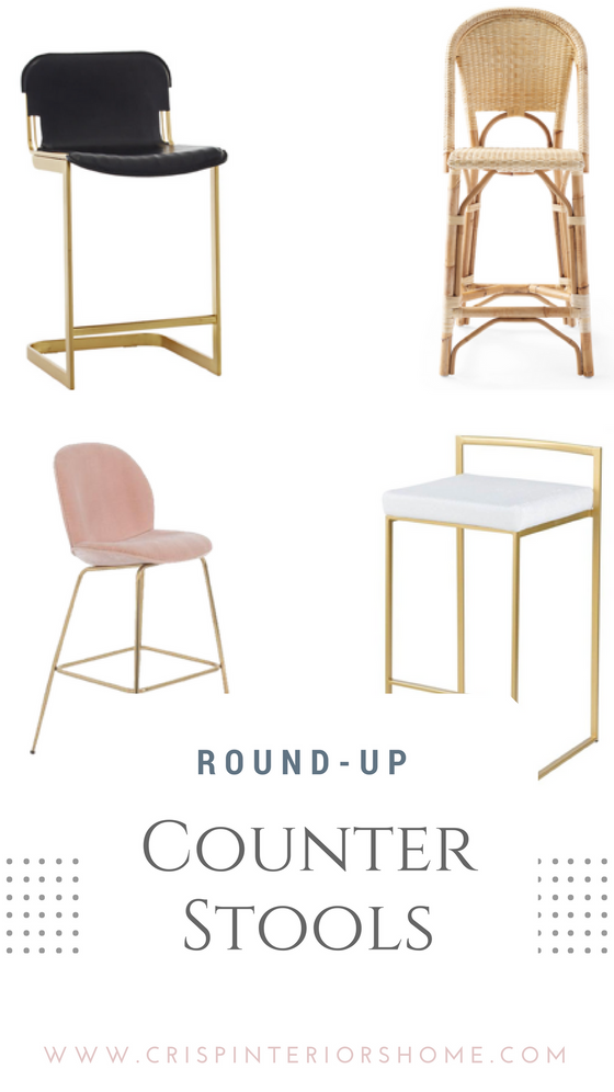 Counter Stool Roundup