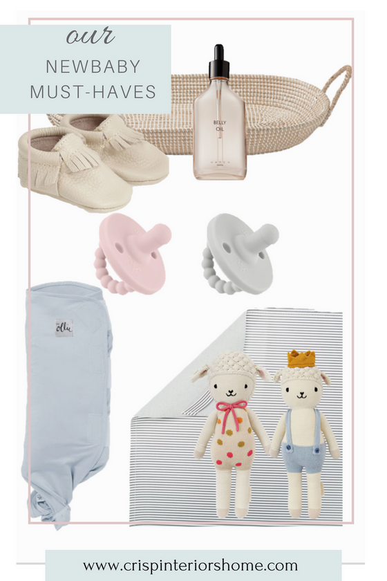 Our New Baby Essentials