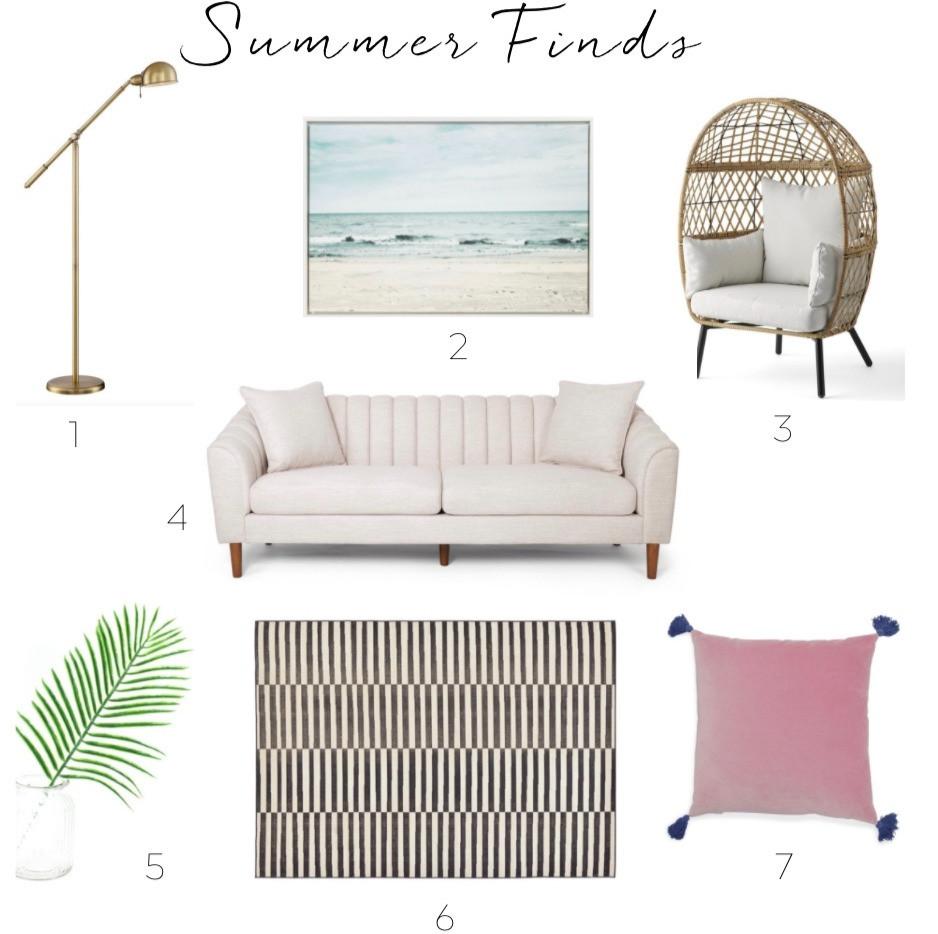 summer home decor