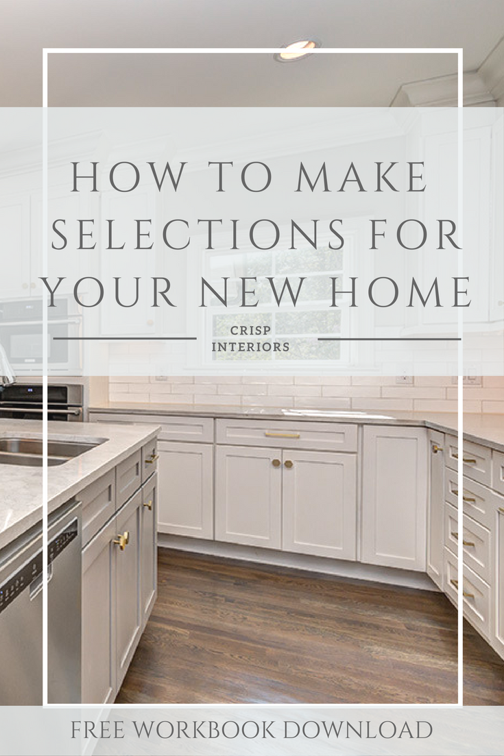 New Home Selections Guide
