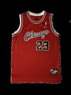 best authentic 92a76 07f48 Flight 8403 Chicago Bulls Michael Jordan Rookie Jersey (Lg)
