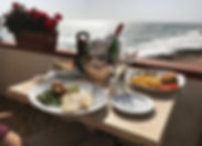 Dinner at the Coast