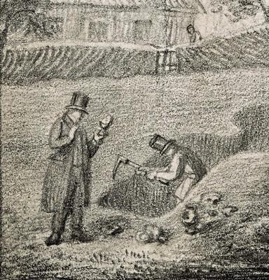 Edmund Tyrrell Artis at Castor