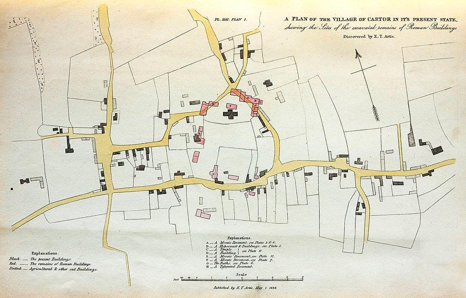 Castor Village Plan - Artis - NVAT