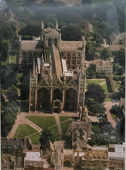 Peterborough Cathedral – cash crisis