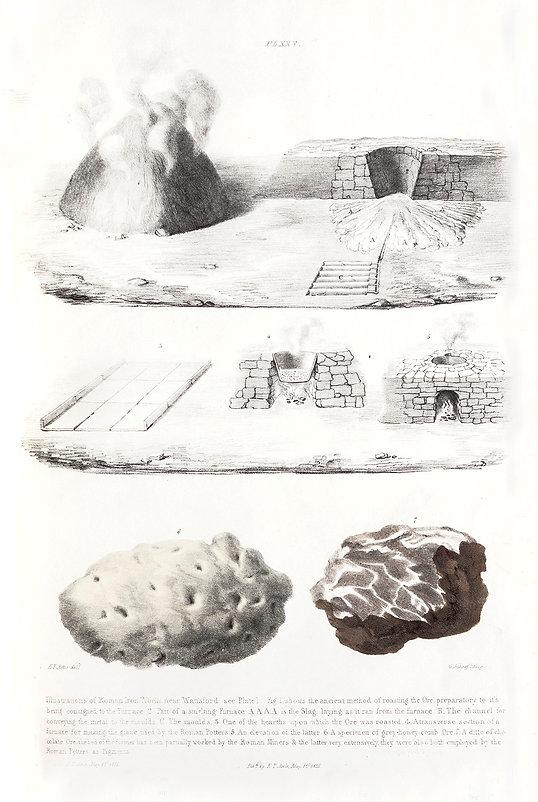 Roman Iron Works - Wansford - Artis - NVAT