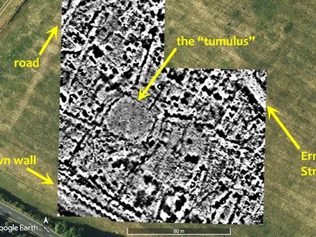 Geophysics at Durobrivae - Update