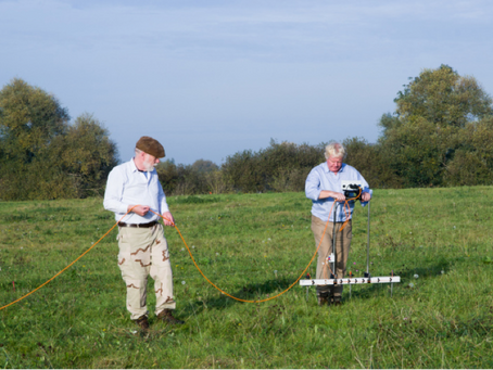 Geophysics at Durobrivae