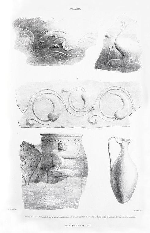 Waternewton - Roman Pottery - Artis - NVAT