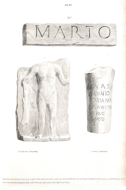 Roman finds from Normangate and Chesterton - Artis - NVAT