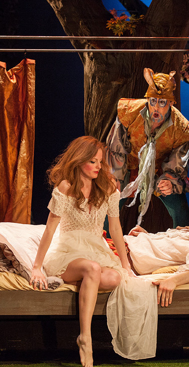 Lady of the Night, Volpone, Opera McGill, 2013