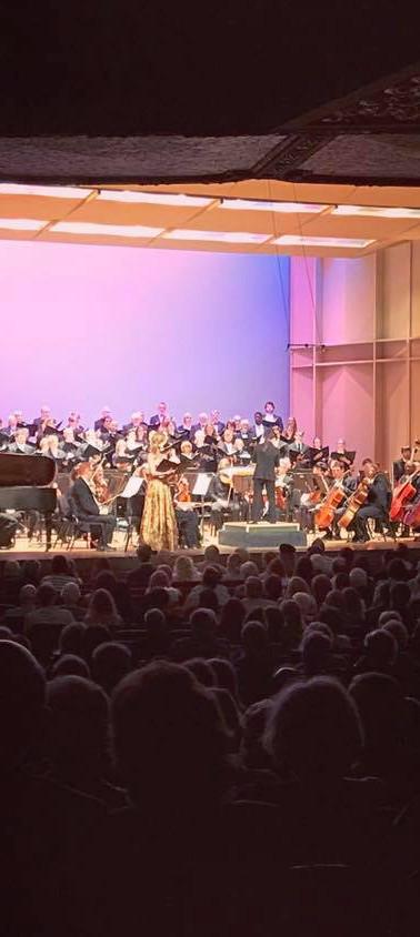 Gjeilo's Dreamweaver, Chattanooga Symphony & Opera, 2017