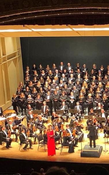 Mozart Mass in C Minor, Chattanooga Symphony & Opera, 2018