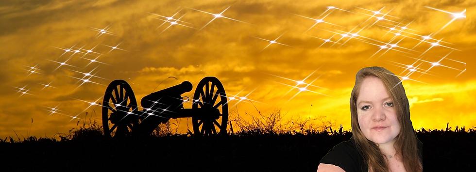 -- We Travel Poster - Gettysburg Spirit
