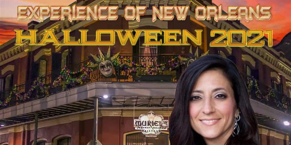 SinisTour Experience of NOLA Halloween 2021