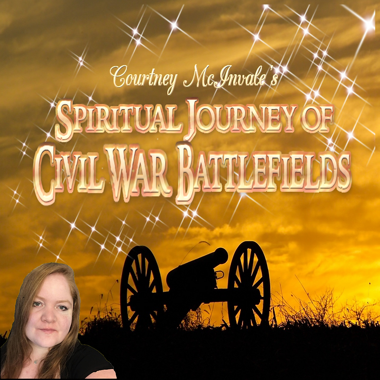 Courtney McInvale's Spiritual Journey of Civil War Battlefields