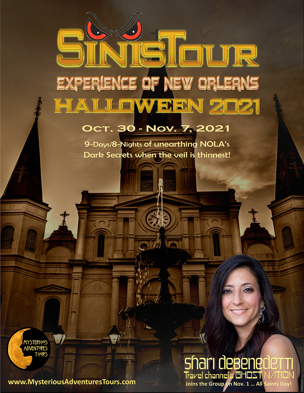 -- MAIN Poster - New Orleans with Sheri