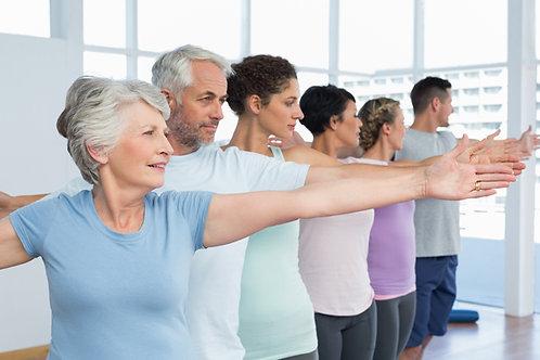 1 Month Senior Fitness Membership
