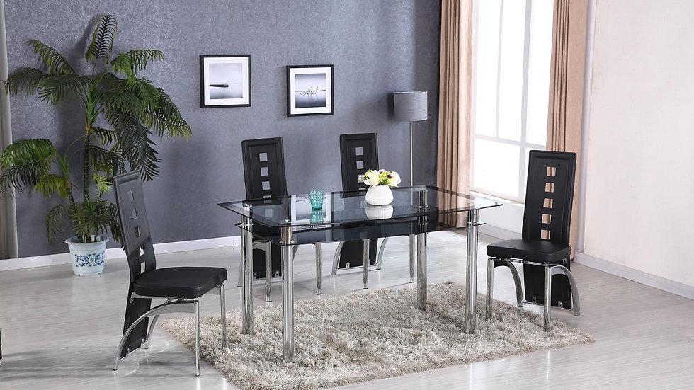 iDealD316 - 5 Piece Dining Room Set