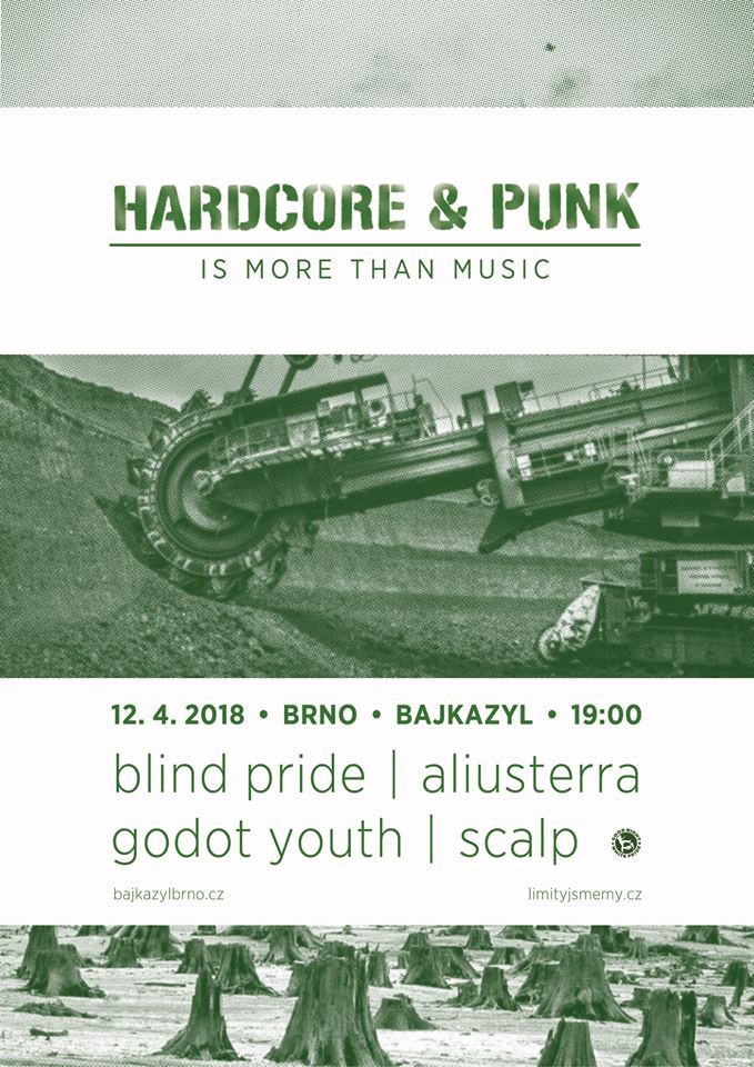 Harcore and punk is more than music