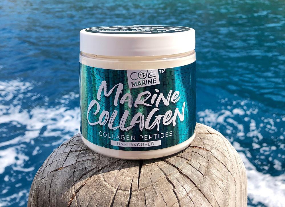 jūras kolagēns coldumarine