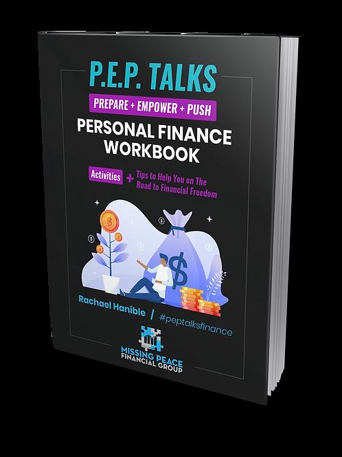 P.E.P. Talks Personal Finance Workbook