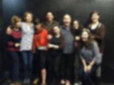 Scotty Watson Improv Workshops Are A Safe Place