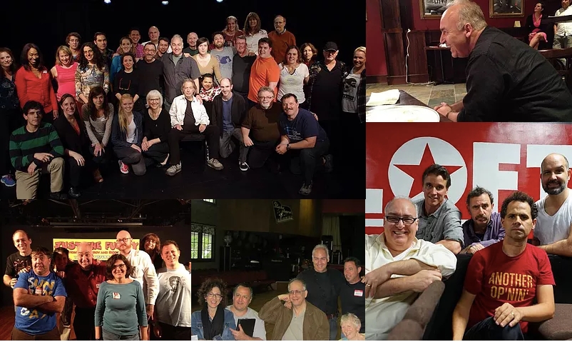 Scotty Watson Improv Workshops Around The Country