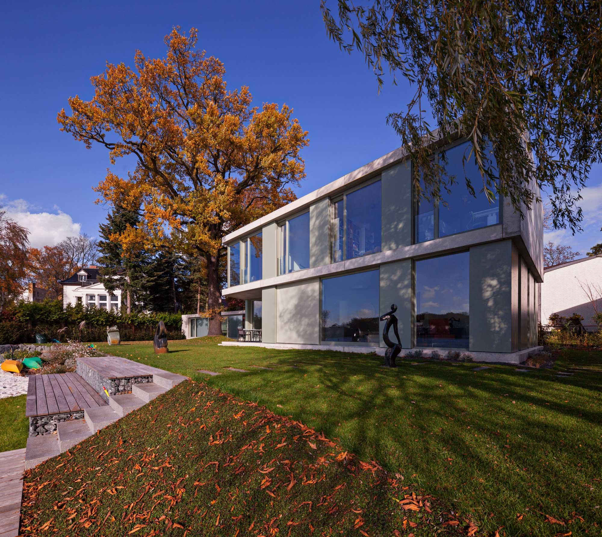 Das Projekt Dahmenblick vom Architekturbüro ambrus+co plan.werk gmbh