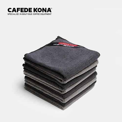 Cafede Kona Microfiber Towel x 4Pcs