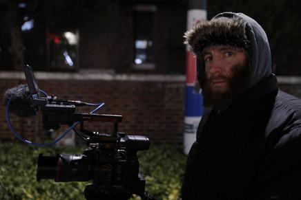 "Kevin Meegan shooting ""More than a Game"" Series"