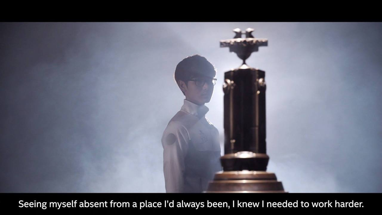 "More than a game - Joo ""Zest"" Sung Wook 