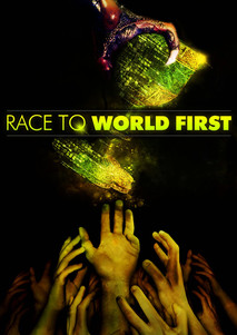 Race to World First poster