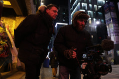 John Keating and Kevin Meegan