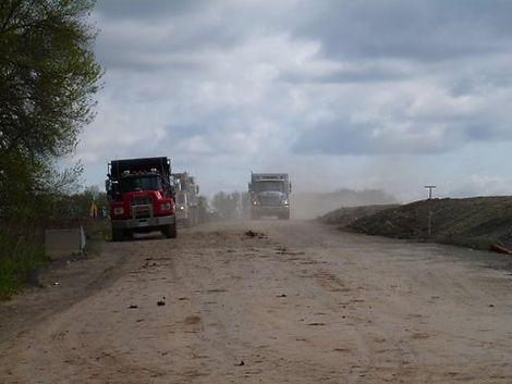 Dumptruck_imported fill_quarry_NorthBurl