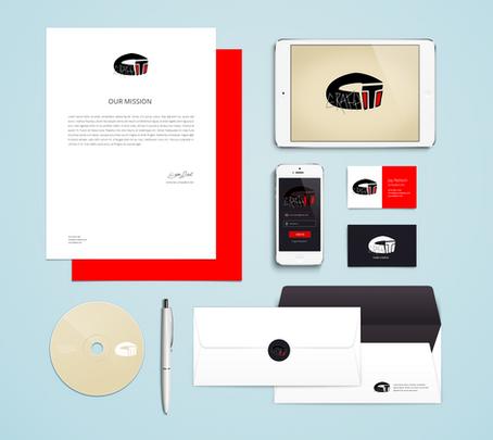 Graphiti Media Branding - Levi Publications