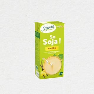 Boisson au Soja Vanille | Vanilla Soya beverage