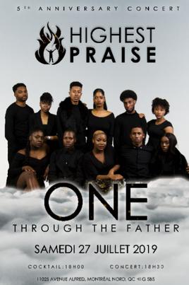 Highest Praise - Levi Publications