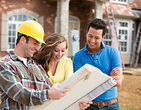 constructon loan, building a home, low down payment, no down payment, one time close, fha construction, conventional constructon
