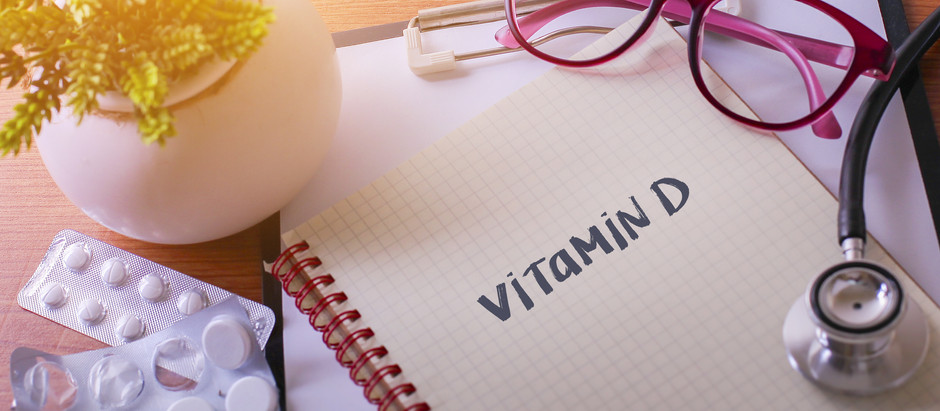 Are you Part of the Low Vitamin D Epidemic?