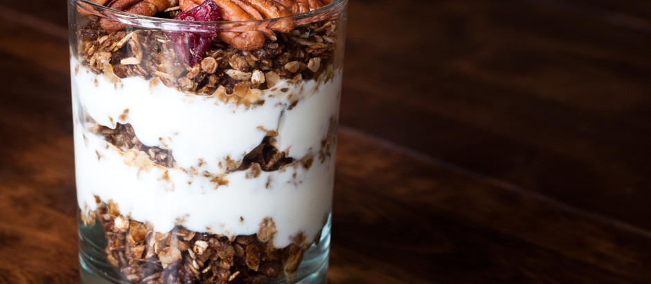 Say Hi to 'Ginger Bread Granola' Oh My