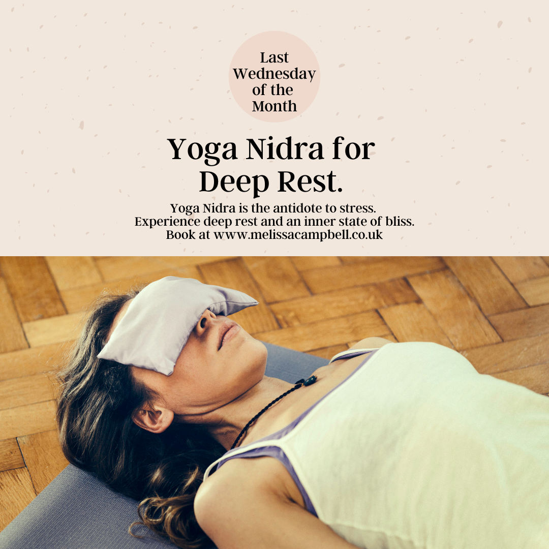 Monthly Yoga Nidra